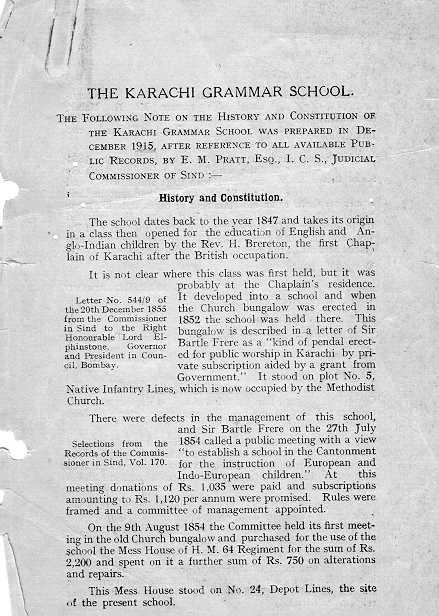 KGS Constitution